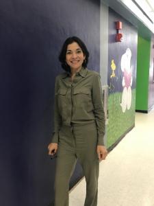 Ms. Giovanna Sandino