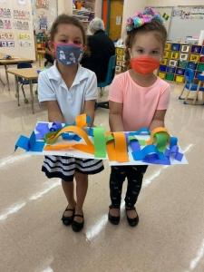 Pre Kindergarten Students