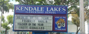 Teacher of the Year Ivett Ceballos 2019
