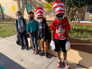 WLE Dr. Suess Day 5